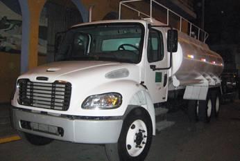Municipalidad Provincial de Huaral adquiere camión cisterna de fabricación 2008 para servicios a la ciudad