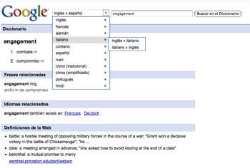 Google añade traductor mediante frases completas