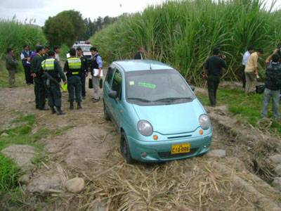 Foto:Rogger la Chira - Lugar del Crimen