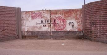 puertas de las instalaciones de la Asociación Peruana Japonesa APJ se mantuvieron cerradas.
