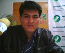 Michael Ernesto Programador de Radio Amistad 100.5 fm Huaral