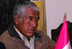 Alcalde de la provincia de Huaral, Jaime Uribe Ochoa