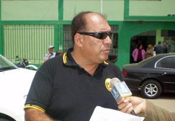Comisario de Huaral Juan Albarracin