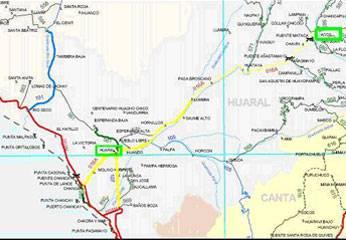 Carretera Hural - Acos