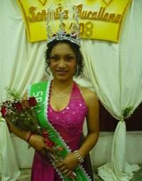 Srta. Aucallama Maryorit Evelyn Loli Salcedo