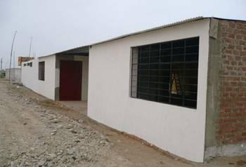 Local Comunal Centro Poblado San Luis.