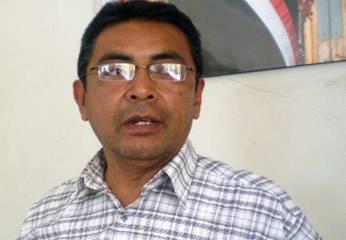 Gobernador de Huaral,  Cesar Valladares Molina
