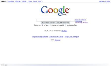 El 30 de noviembre iGoogle será dado de baja