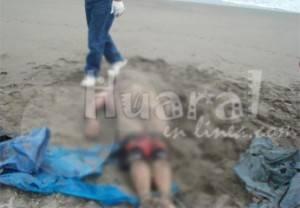 Chancay: rescatan cuerpo de desaparecido en playa Río Seco.