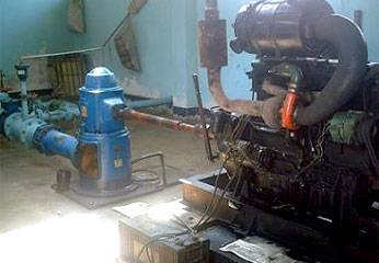 Moto- Emapa Huaral.