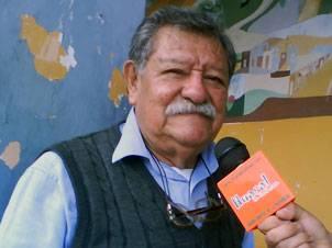 Afectuoso saludo a don Aníbal Morales Zampa por sus 80 años de vida