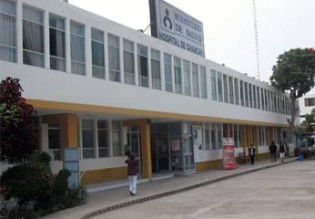 Resultado de imagen para hospital de chancay