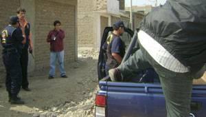 Foto archivo: Gerente de Servicios Públicos Jorge Arrieta en operativo.