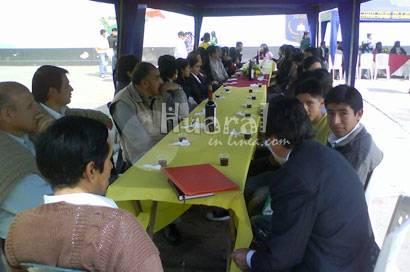 Emprendedores huaralinos recibieron certificación  empresarial