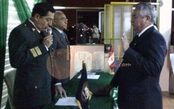 Juramentó  integrantes del Comité Cívico de Huaral.