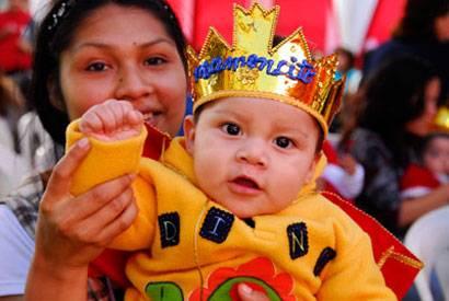 Huaral recibió galardón Mundial por fomentar lactancia materna.
