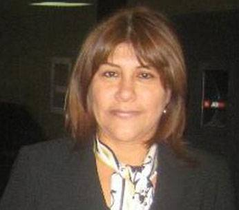 Dr. Mercedes Caballero.