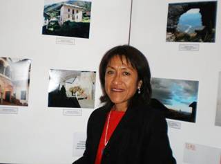 Arquitecta Martha Coca integrante del Comité Anticorrupción de la provincia de Huaral
