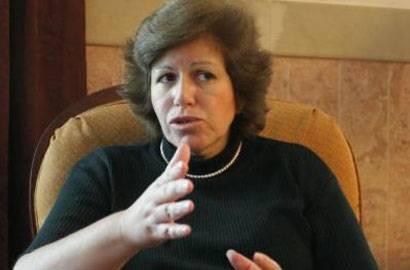 Lideresa del PPC Lourdes Flores Nano .