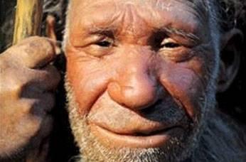 Los neandertales ya se maquillaban