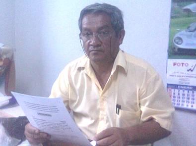 Periodista Lucho Guerrero