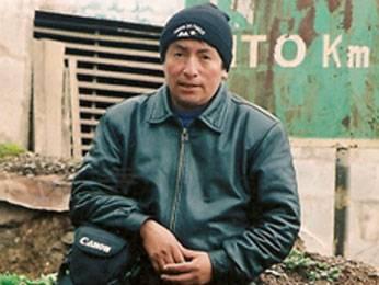 Rodolfo Rojas Villanueva, Presidente de los Hijos Residentes de Cuchis (Vilcabamba).