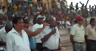 Pifian a alcalde de la provincia de Huaral.