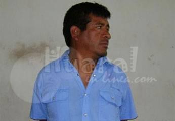 "Calixto Ascencio Aguedo, alias ""cholo Calixto""."