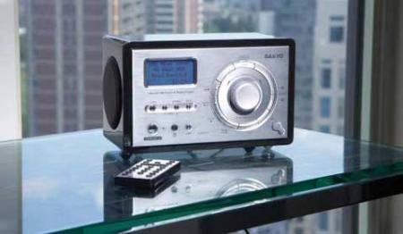 Crean radio con conexión WiFi donde podras escuchar emisoras de todo el mundo.