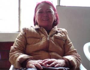 Aurora Dulanto es la candidata de Fuerza Regional en el distrito de Chancay