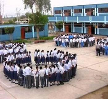 Simulacro de sismo en más de 54 colegios de Huaral.
