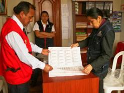 Nuevas elecciones en Sumbilca se realizarán el próximo año