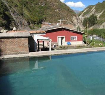 Invierten un millón de soles en infraestructura turística en Collpa.