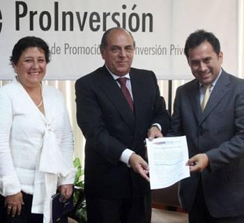 Consorcio español Montealto – Exeteco – Eulen construirá carcel en Aucallama.