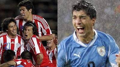 Trasmisión en vivo|Paraguay y Uruguay disputan la final de la copa América