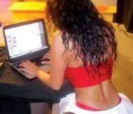Mi chica del Facebook