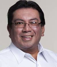 Pedro Minaya brinda su respaldo a Nelson Chui