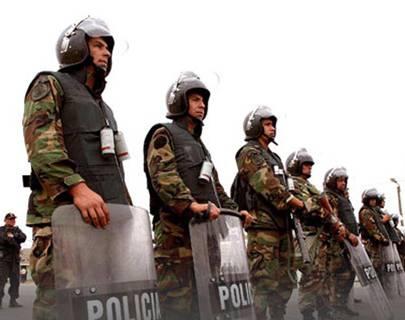 Partido del Unión Huaral y Sport Boys contara con 70 efectivos policiales