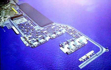 Chancayanos dicen que obra en el puerto atenta contra el medio ambiente.