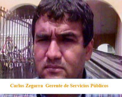 Gerente Carlos Zegarra manifiesta que habrá sanciones por  uso indebido de camioneta de la M.P.H.