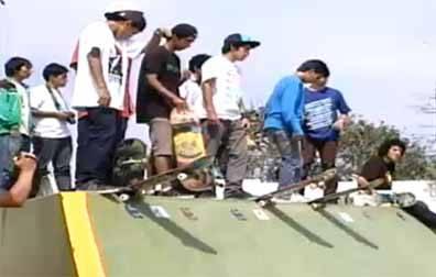 Vea en vivo: El torneo de Skateboarding en Barranca organizado por Fuerza Regional