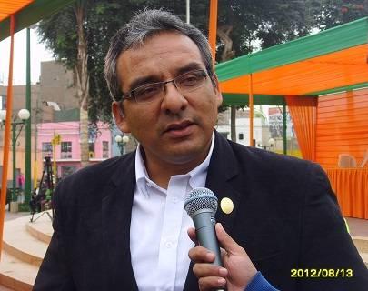 alcalde Bazan