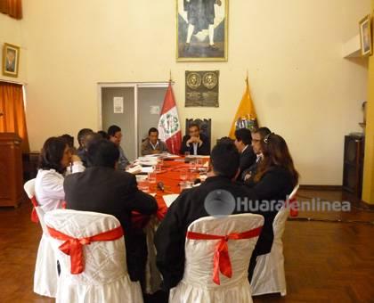 Sesión Concejo Municipal