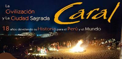 Con pago a la tierra y festival cultural celebrarán 18 años de investigación en Caral
