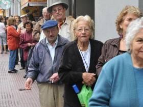 En Huaral brindarán seguridad  ancianos que concurran cobrar gratificaciones.