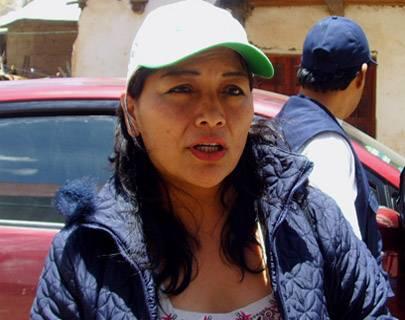 La infame acusación contra la Vice Presidenta Regional Lita Roman