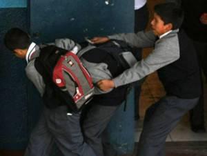 Hay que prevenir el bullying o acoso escolar