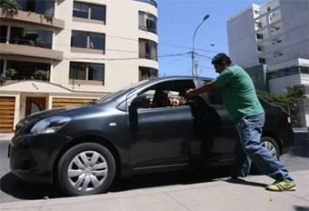 ¡Cuidado! Los robos de vehículos aumentan en la ciudad