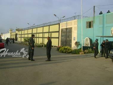 Mujer intentó ingresar droga a cárcel en Huacho