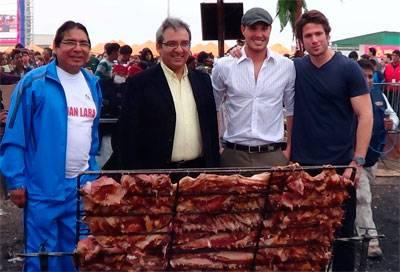 Con gran éxito se realizó feria turística y gastronómica en Huaral